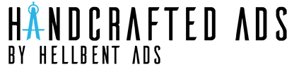 Hand Crafted Ads Logo
